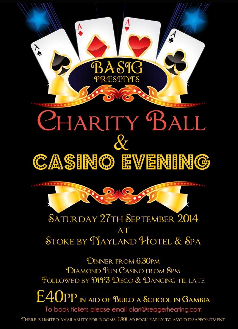 charity casino