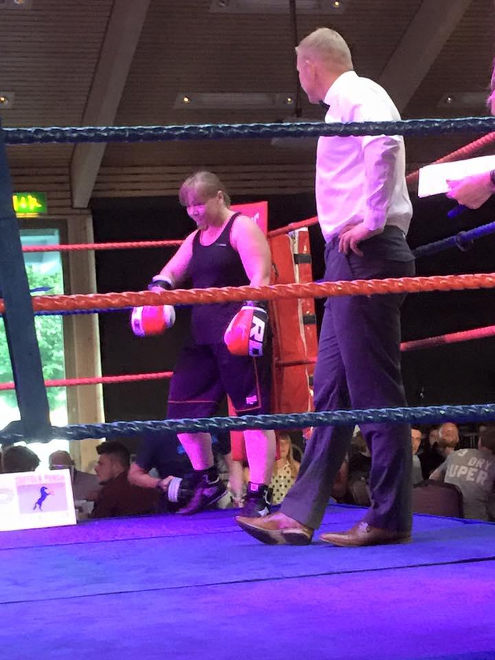 helen F boxing