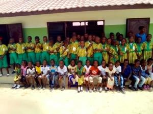 Student Class Photo